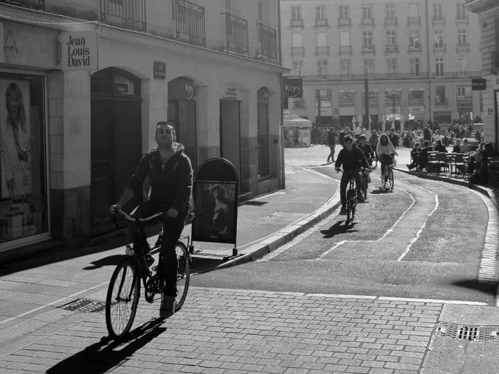 February in Nantes