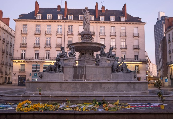 Walkabout in Nantes with the lads from Instagram – PartI