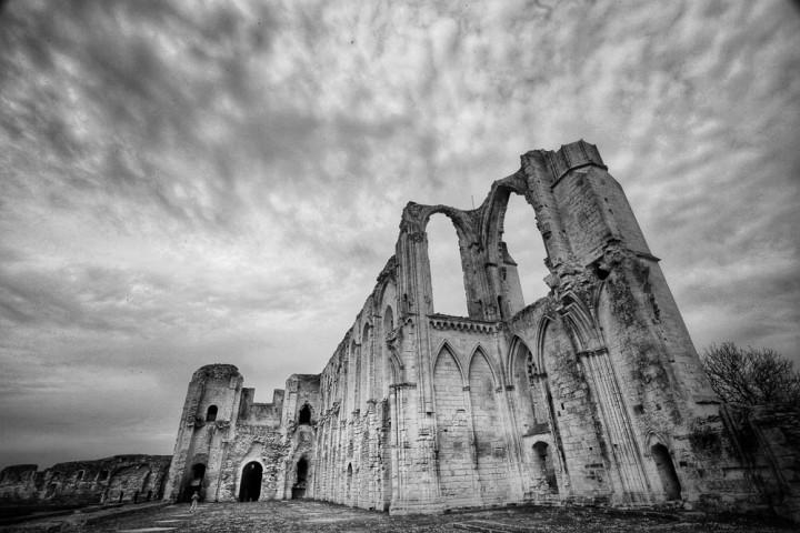 Abbaye de MaillezaisVendée