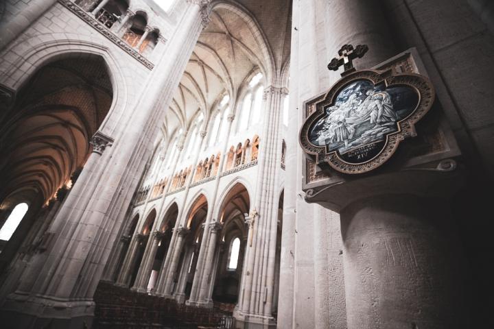 St Nicolas Basilica,Nantes