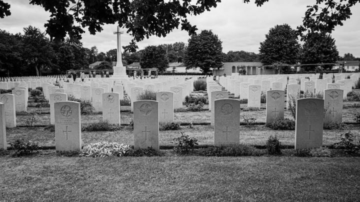Commonwealth War Cemetery, Ranville